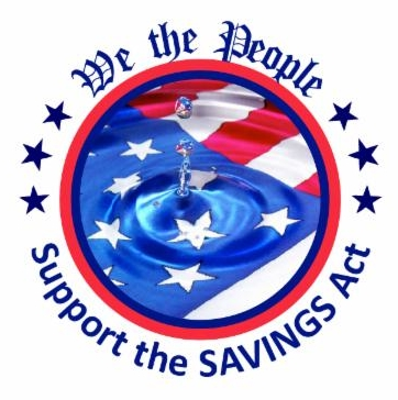 We the People Support thr SAVINGS Act