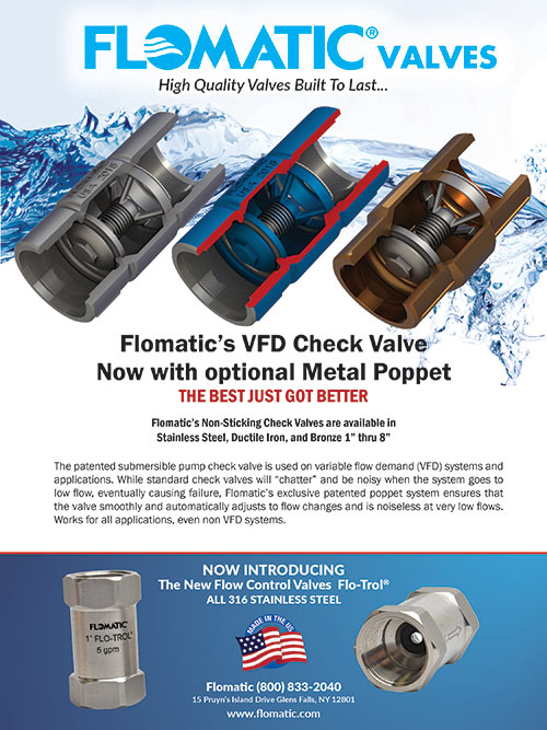Flomatic<sup>®</sup> VFD Check Valves