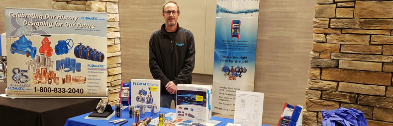 Flomatic<sup>&reg;</sup> Local Trade Shows
