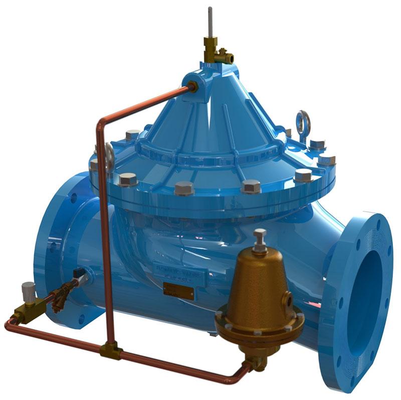 model c201    cf201 modulating altitude valve