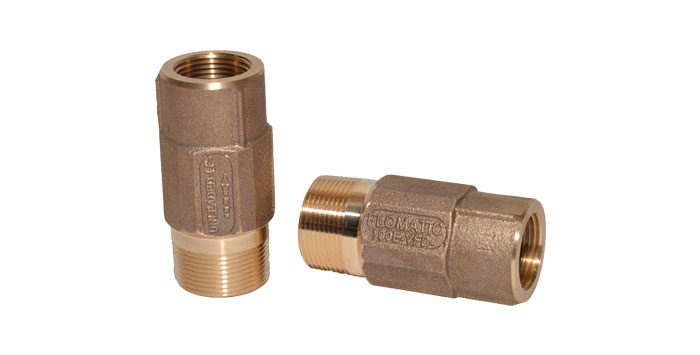 100MEVFD - Enviro Check® Valves - Standard Systems or Variable Flow Demand (VFD controlled pumps)