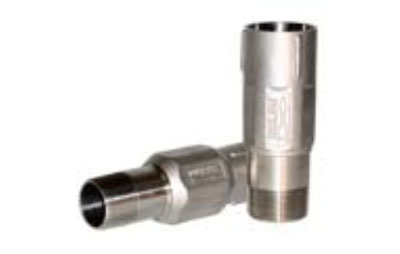 Flomatic® Introduces Their New Stainless Steel Check Valves with Extra Length Threads