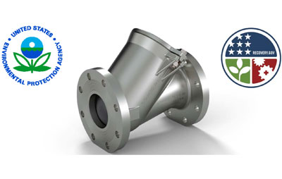 "Flomatic® Introduces Model 408S6 4"" Stainless Steel Ball Check valve"