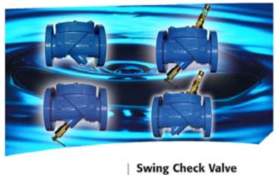 Flomatic® Introduces Their 745 Swing Check w/ Backflush & Position Indicator literature
