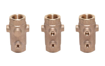 Flomatic® Introduces Unleaded Bronze VFD tapped Check valves