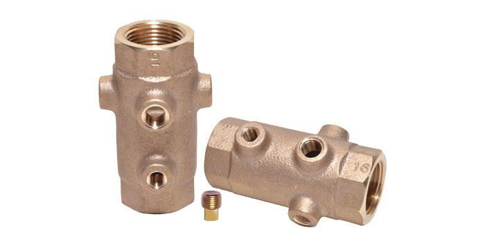 "24 5//8/""  dia brass balls drilled 1//4/"" slip fit through hole"