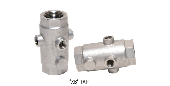 80SSXBVFD - Stainless Steel Check Valves -  Standard Systems or Variable Flow Demand (VFD controlled pumps)