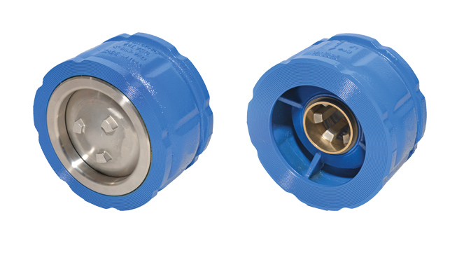 888VFD - Wafer Style Check Valve -  Standard Systems or Variable Flow Demand (VFD controlled pumps)
