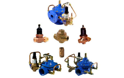 Flomatic® Introduces Their Cycle Gard® Constant Pressure Pump Control Valve family