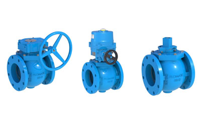 Flomatic® Introduces Model 5400 Flo-E-Centric Plug valves