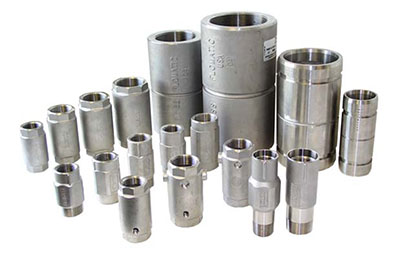 Flomatic® Introduces Their New Silver Check Stainless Steel Check Valves