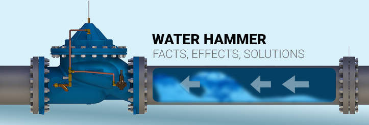 Nail Down the Facts About Water Hammer