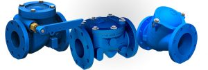 3 water check valves