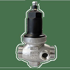 Constant Pressure Pump Control Valves