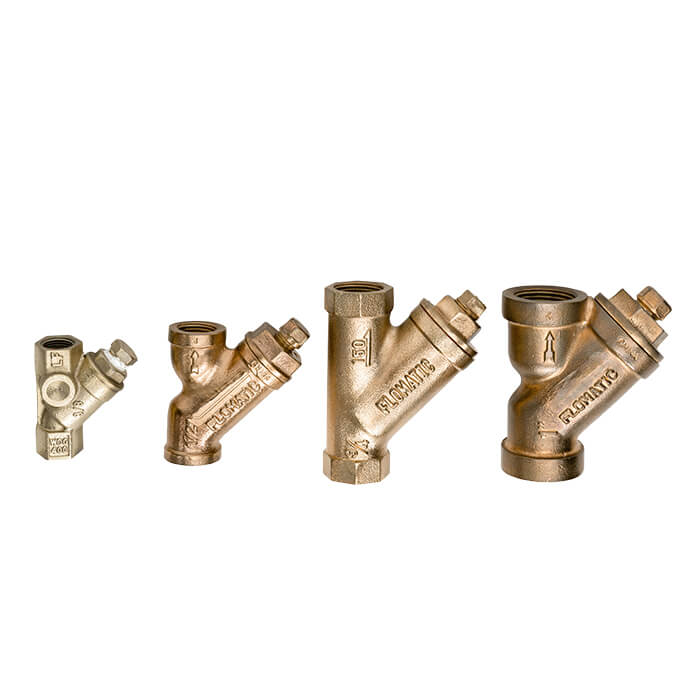 Y-STRAINERS